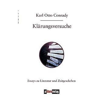 Klrungsversuche by Conrady & Karl Otto