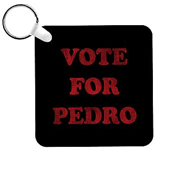 Napoleon Dynamite Vote For Pedro Keyring