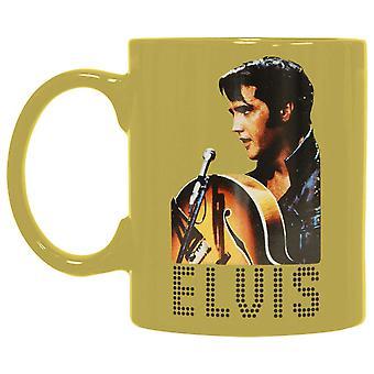 Elvis Presley ' 68 keramische mok