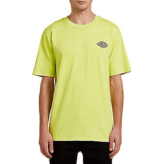 Camiseta de manga corta Volcom Vco Visions en verde