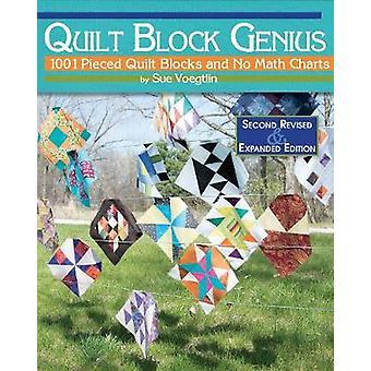 Quilt Block Genius - Expanded Second Edition - 1001 Pieced Quilt Block