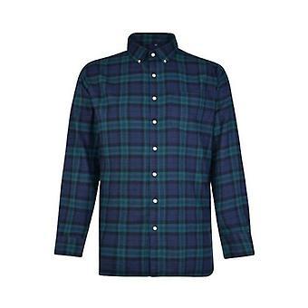 Espionage Brushed Check Shirt