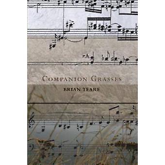 Companion Grasses by Brian Teare - 9781890650797 Book