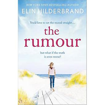 The Rumour by Elin Hilderbrand - 9781473611153 Book