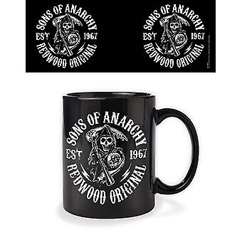 Sons of Anarchy Redwood Original Mugg
