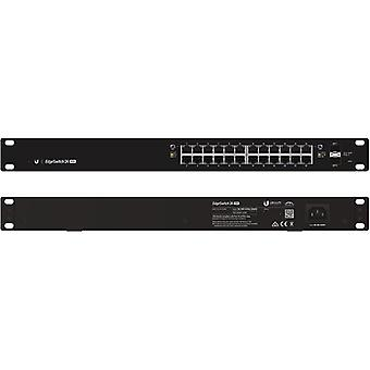 Ubiquiti Edgeswitch Managed Poe+ Giga Switch 24 Port 250W