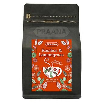 Praana Tea - Rooibos And Lemongrass Herbal Tea - 100 G