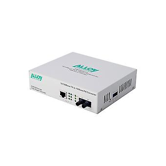 Alloy Poe200St Poe Pse Fast Ethernet Media Muunnin