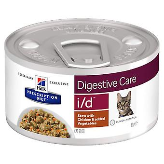 Hill's Prescription Diet Feline I / d Chicken and vegetables (Cats , Cat Food , Wet Food)