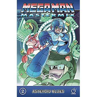 Mega Man Mastermix Volume 2 - Asteroid Blues by Hitoshi Ariga - 978177