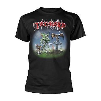 Tankard Senile med style officielle Tee T-shirt Herre Unisex