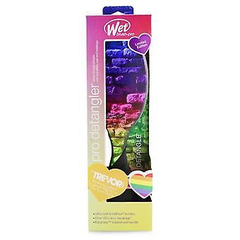 Wet Brush Pro Detangler Pride - # Rainbow Brick (Limited Edition) 1pc