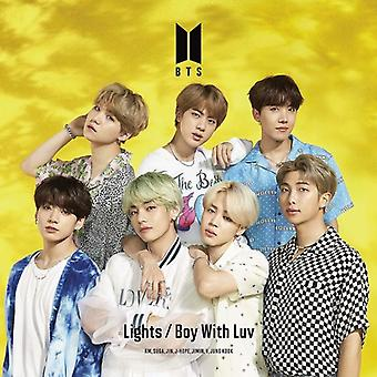 Lights / Boy With Luv [CD] USA import