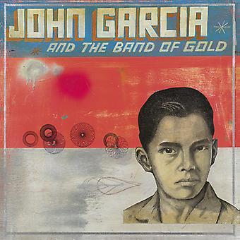 Garcia*John - John Garcia & Band of Gold [CD] USA import