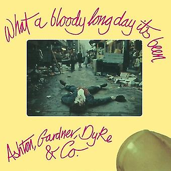 Ashton Gardner & Dyke - What a Bloody Long Day It's Been [CD] USA import