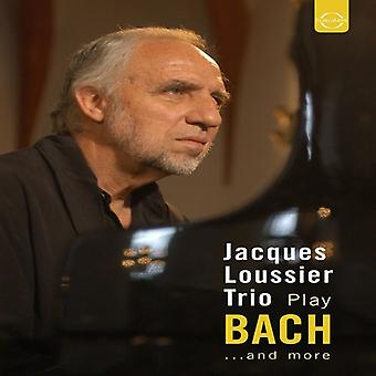 Loussier, Jacques Trio - Play Bach & More [DVD] USA import