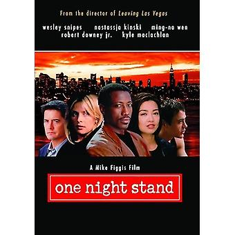 One Night Stand (1997) [DVD] USA importerer