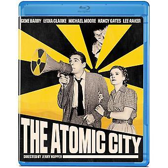 The Atomic City [Blu-ray] [Blu-ray] USA import