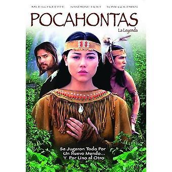 Pocahontas: The Legend [DVD] USA import