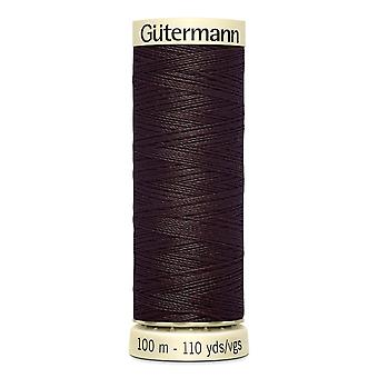 Gutermann Sew-all 100% Polyester Thread 100m Hand and Machine Colour Code  - 23