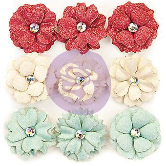 Prima Marketing Midnight Garden Flowers 11th Hour