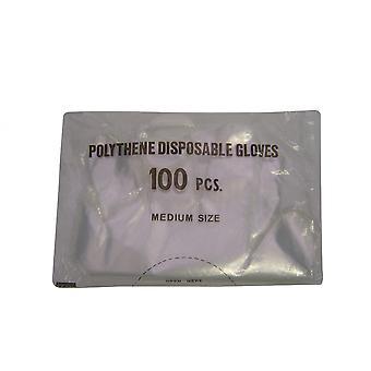 Engangs skulder Polygloves (100 Pack)