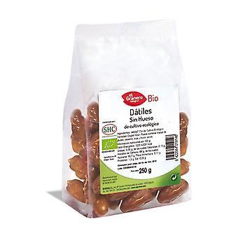 Organic Boneless Dates 250 g
