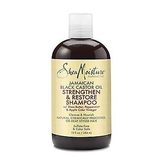 shea moisture jbco shampoo /13oz 384 ml