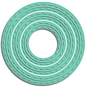 LDRS Creative Stitched Circle Dies