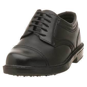 Herten Herten Men's Telegraph S.U.P.R.O. Sock Leather Cap Toe Dress Casual Comfo...