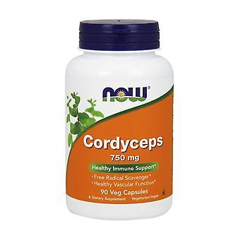 Cordyceps 90 vegetable capsules