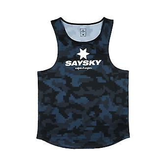 Saysky Women's Camo Combat Singlet