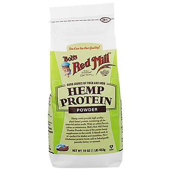 Bob's Red Mill, Hemp Protein Powder, 16 oz (453 g)