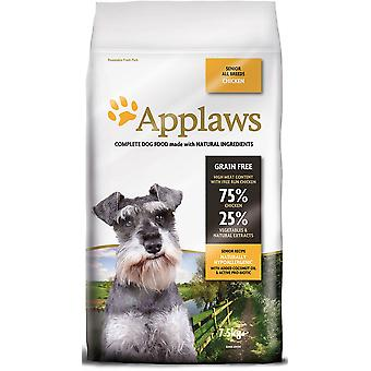 Applaws Dog Dry Senior All Breed Chicken - 7.5kg