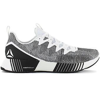 Reebok Fusion Flexweave - Herren Laufschuhe Weiß Schwarz CN4713 Sneakers Sportschuhe