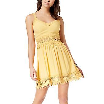 American Rag Cie | Crochet-Trim Dress