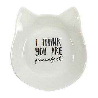Something Different I Think You Are Puuurfect Jewellery Dish