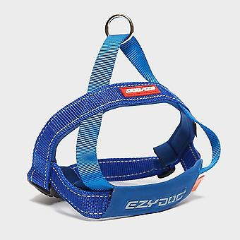 New Ezy-Dog Quick Fit Harness Blue