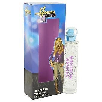 Hannah montana cologne spray by hannah montana 460848 50 ml