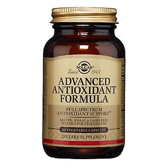 Solgar Advanced Antioxidans Formel Gemüse Kapseln, 60 V Kapseln