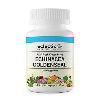Eclectic Institute Inc Echinacea Goldenseal, 350 mg, 50 Caps