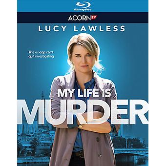 My Life Is Murder: Series 1 [Blu-ray] USA import