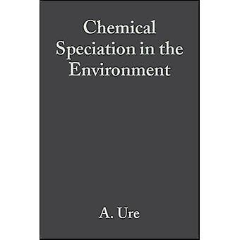 Chemische speciatie in het milieu