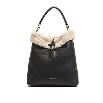 Nero Black Shoulder Bag