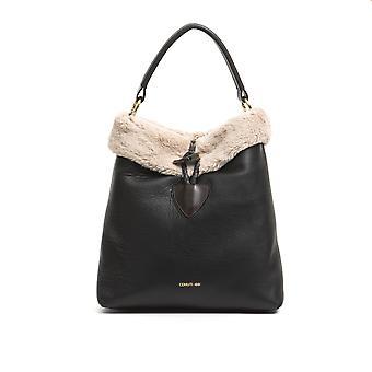 Nero Black Shoulder Bag