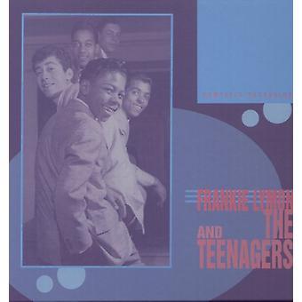Frankie Lymon & tonåringarna - komplett [CD] USA import