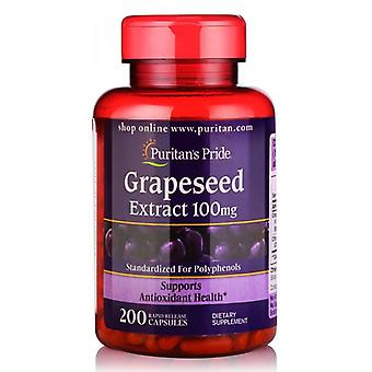 Grapeseed-extract 100 Mg Supports-antioxidant