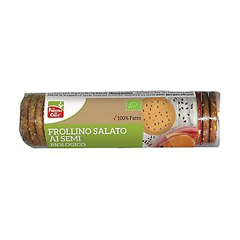 Savory spelled shortbread with seeds 400 g