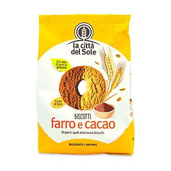 Spelled and cocoa biscuits 300 g