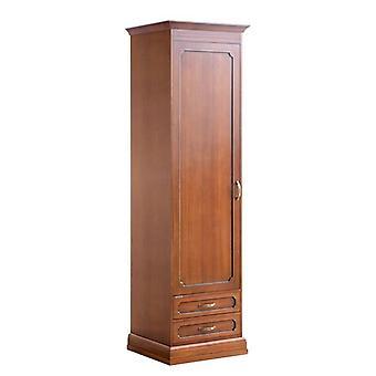 Armario de guardarropa que ahorra espacio 1 puerta